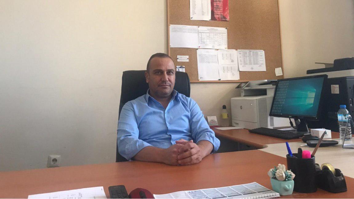 Ercan KERİMOĞLU - Okul Müdürü